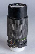 MC Zoom CPC Phase 2 CCT 75-200mm Macro 1:4.5 Camera Lens Nikon AI Mount