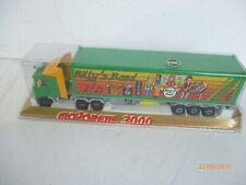 MAJORETTE-3000-SERIES-Camion-Truck Billys Band Very Selten Rare!!!! M BOX