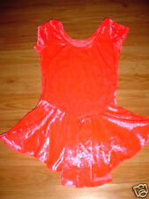 NICE GIRLS DANCE ICE SKATE SKATING OUTFIT DRESS-L-12-14