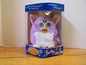 1998 Special Limited Edition Furby 70-884 Rare Tiger Electronics NEW In Box
