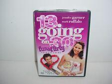 13 Going on 30 (DVD, 2006, Fun Flirty Edition)