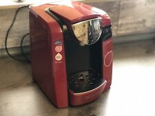 TASSIMO by Bosch Style TAS4503GB Automatic Coffee Machine Red. Not much used.