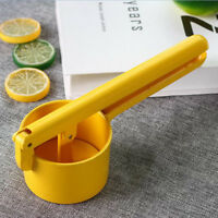 1 x Juice Squeezer Fruits Orange Citrus Lime Lemon Juicer Hand Held Manual