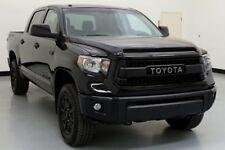 Toyota Tundra 2014 - 2017 TRD PRO Hood Bulge & Grille Set Black 202 New OEM