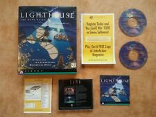 LIGHTHOUSE   PC DOS / Win 95 / 3.1   englisch  USK 18 #