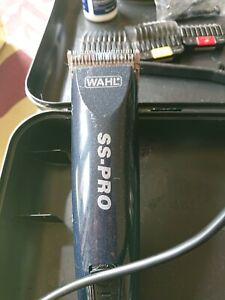 Wahl Dog Grooming Clippers SS Pro Dog Clipper Trimmer Animal Professional