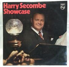 HARRY SECOMBE - vintage vinly LP - Showcase