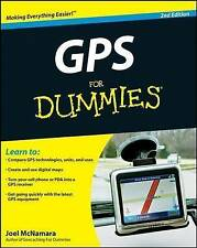 GPS for Dummies (R), 2nd Edition by Joel McNamara (Paperback, 2008)