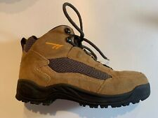 Hi-Tec~4593~Lady Lite V~Hiking Boots~Brown/Tan~ Suede Leather~Womans 8~Worn Once