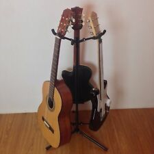 Haze GS029 3-Way Guitar / Instrument Stands - Collapsible
