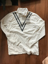 Rugby Ralph Lauren Patch Rugby Shirt Large Slim Fit $250
