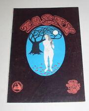 TASTY COMIX #1  WASHINGTON FREE COMMUNITY  1970