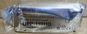SONY UPP-110HG DI CARTA TERMICA STAMPA per UP-895MD D895 897MD D897