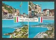 AD7951 Imperia - Provincia - Ventimiglia - Grimaldi - Vedute - Confine di Stato