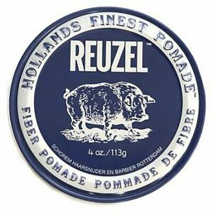 Reuzel FIBER Pomade -Pliable Hold, Natural Finish 113g Men