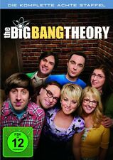 The Big Bang Theory - Season/Staffel 8 * NEU OVP * 3 DVDs
