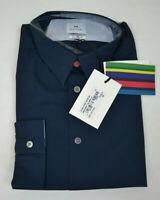 PS Paul Smith Men's Cotton Shirts (White/Light Blue/Dark Blue/Black)
