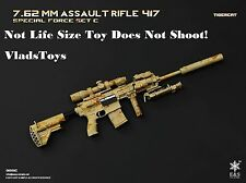 Easy & Simple 1/6 HK417 7.62mm Assault Rifle 'Tigercat ' 06009C  *Not Life Size*