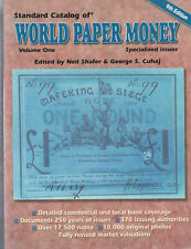 LANZ Standard Catalog of World Paper Money Specialized Issues Vol. 1 9th Ed. ~L2