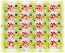 Bejing Summer Olympics Sheet of Twenty 42 Cent Postage Stamps Scott 4334