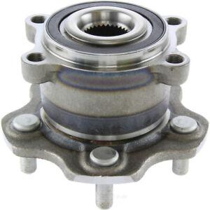 Axle Bearing and Hub Assembly-C-TEK Hubs Rear Centric 400.42006E