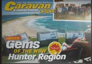 Caravan & Motorhome on Tour DVD Hidden Gems of the NSW Hunter Region Issue 206