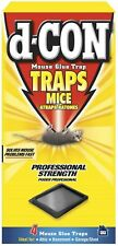 d-CON Glue Tray for Mice, 4 Trays (1 pack) BUY MORE AND SAVE