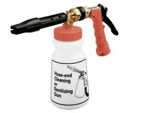 Gilmour Foamaster Single Ratio Wash Cleaning Sprayer Nozzle 4 oz - Made in USA