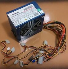 POWER SUPPLY 500WPRO TECNOWARE FAL500PRO3 ALIMENTATORE ATX 500W BLU SILENT RoHS