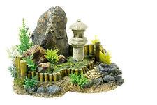 ✔ 3124 Zen Garden Magic Of The Orient Ornament Fish Tank Aquarium Decoration ✔