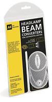 AA Car Essentials European Beam Converters Eurolites