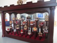 DISPLAY CAsE FOR CROWNS OF GREATNESS AND HISTORY  READ HOW TO GET FREE