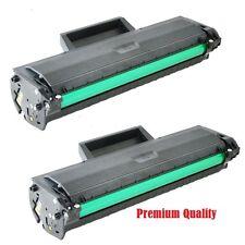 2PK MLT-D104s Toner Cartridge for Samsung ML1660 1661 1665 1666 1865 SCX3200