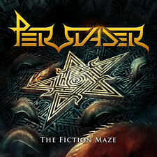 PERSUADER - The fiction Maze (NEW*SWE HEAVY METAL*NOCTURNAL RITES*B.GUARDIAN)