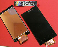 Kit DISPLAY LCD +TOUCH SCREEN per SONY XPERIA ION LT28 LT28i NUOVO VETRO VETRINO