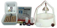 HovaBator Egg Incubator | IncuTurn Auto Turner | Fan Kit | Feeder & Brooder Kits