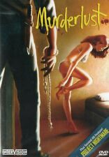 Murderlust Project Nightmare DVD Intervision 1985 Donald Jones Eli Rich