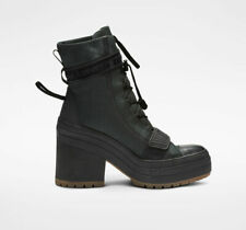 NIB*Converse All Star GR82 Chunky Platform Heel*Black*5.5-10*Sneaker