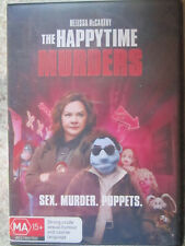 Dvd The Happy Time Murders Great * Must See *