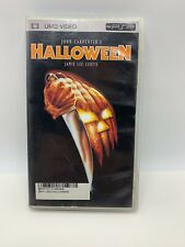 Halloween [RARE UMD VIDEO PSP] John Carpenter Micheal MyersPlaystation Portable