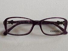 CHANEL Brillengestell/Brille ORIGINAL- NEU Mod. 3211 C1267 Lila Glitter o. Etui