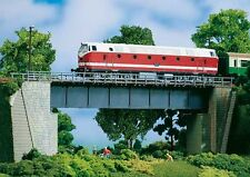 Auhagen 11341 Scala H0 Ponte in acciaio #nuovo in confezione originale##