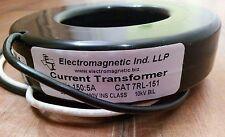 ELECTROMAGNETIC IND. TOROIDAL CURRENT TRANSFORMER 7RL-151 *NEW*