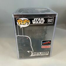FUNKO POP! - DARTH VADER #157 NYCC 2019 Exclusive Mint in Box in Sealed Case