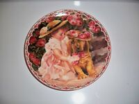 "COLLECTORS PLATE ""EASTER BASSET"" FIRST ISSUE bradford exchange"
