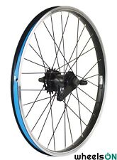 20 inch wheelsON Rear Wheel Coaster Brake Folding bike/Kids bike 28H Black