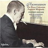 Rachmaninov: Piano Concertos, stephen Hough CD   0034571175010   New
