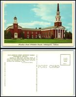 INDIANA Postcard - Indianapolis, Meridian Street Methodist Church F12
