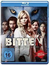 BITTEN - SEASON 1 - Laura Vandervoort - BLU RAY B/UK - Sealed english - first