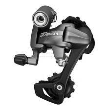 NEW Shimano Ultegra RD-6700A-GS 10-Speed Road Rear Derailleur Medium Cage - Gray